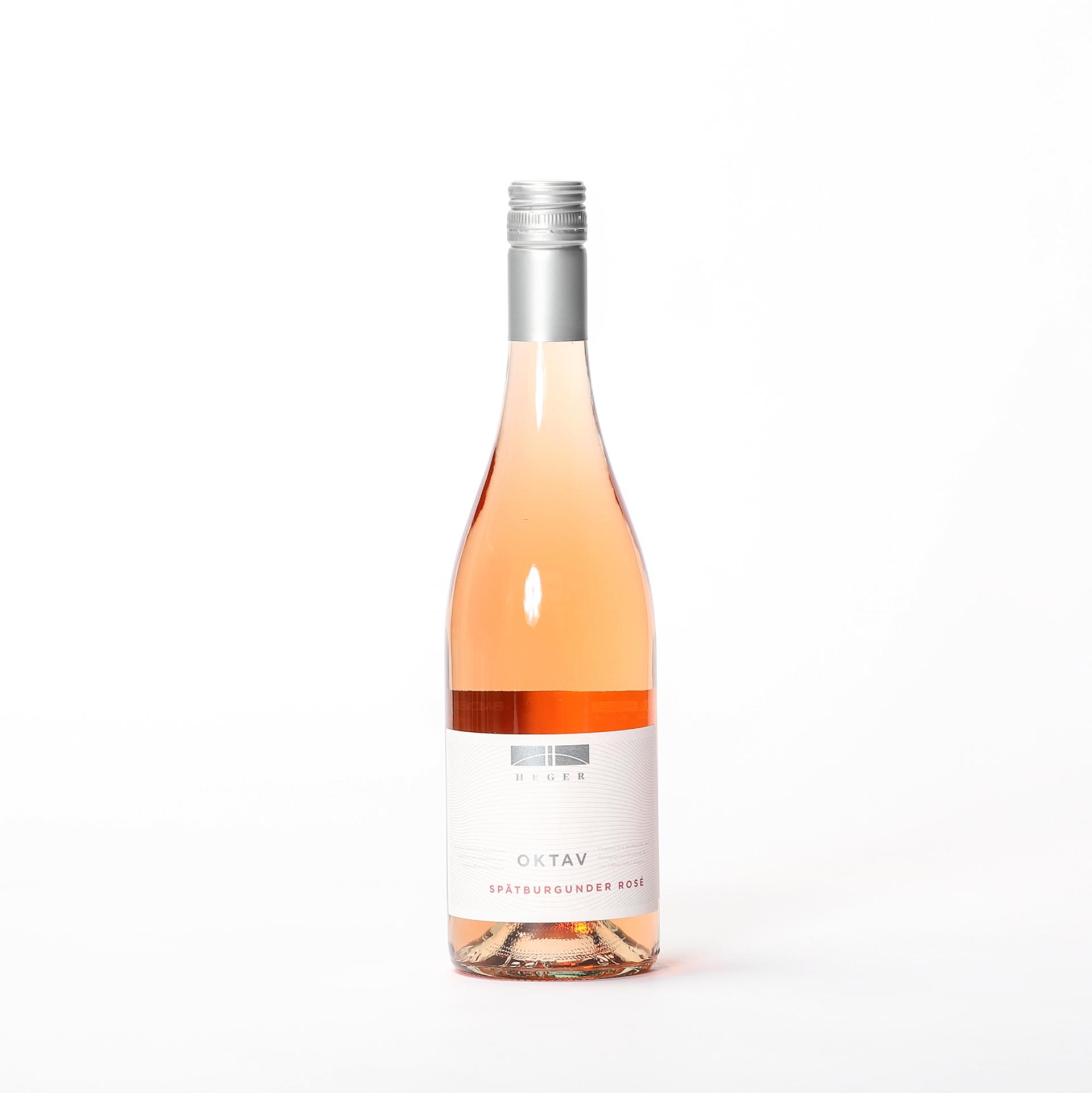 Oktav Spätburgunder Rosé 2019 - Weinhaus Heger