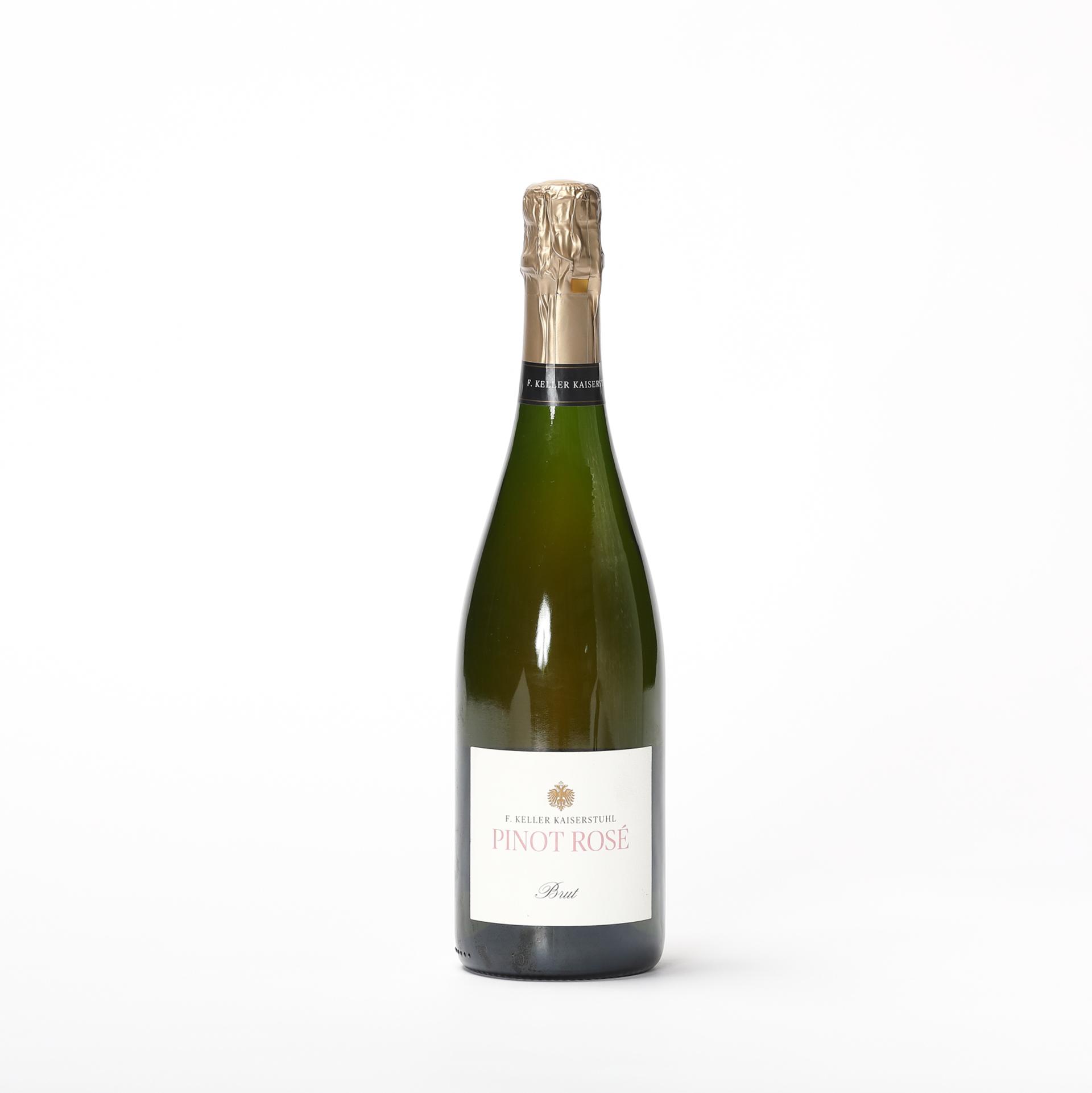 Pinot Rosé brut 2017 - Weingut Franz Keller