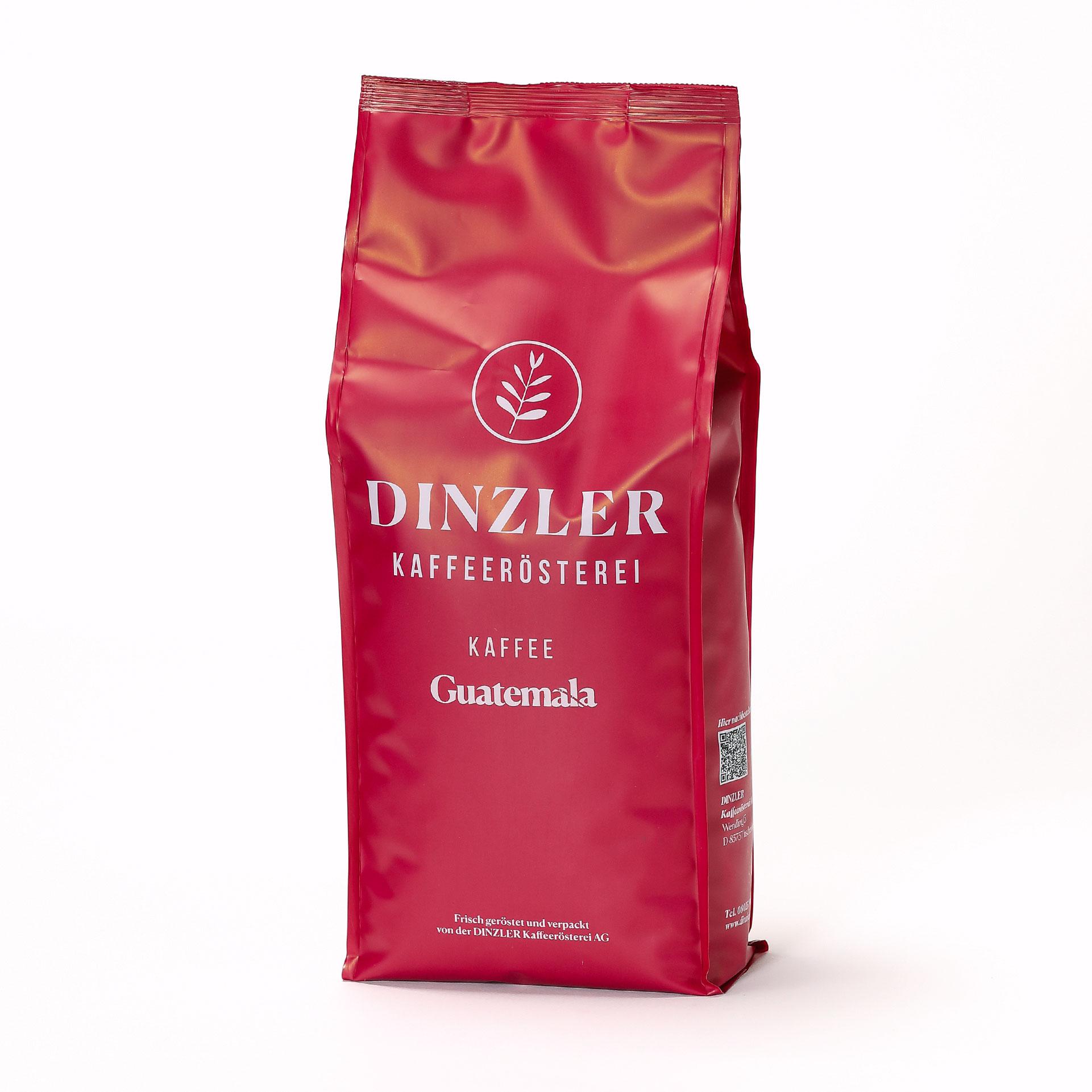 DINZLER Kaffee Guatemala