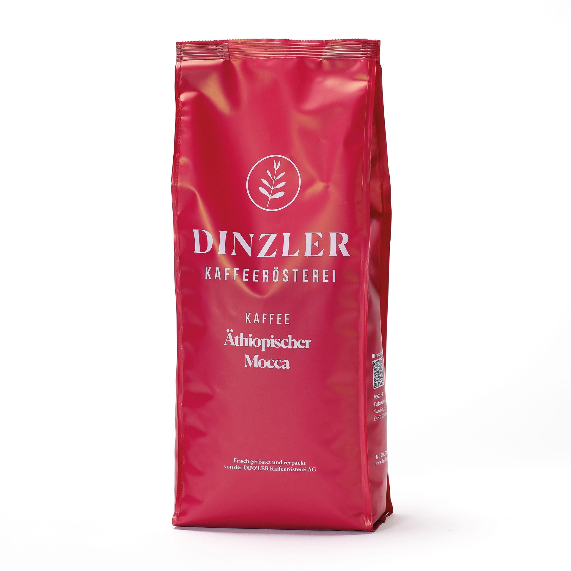 DINZLER Kaffee Äthiopischer Mocca