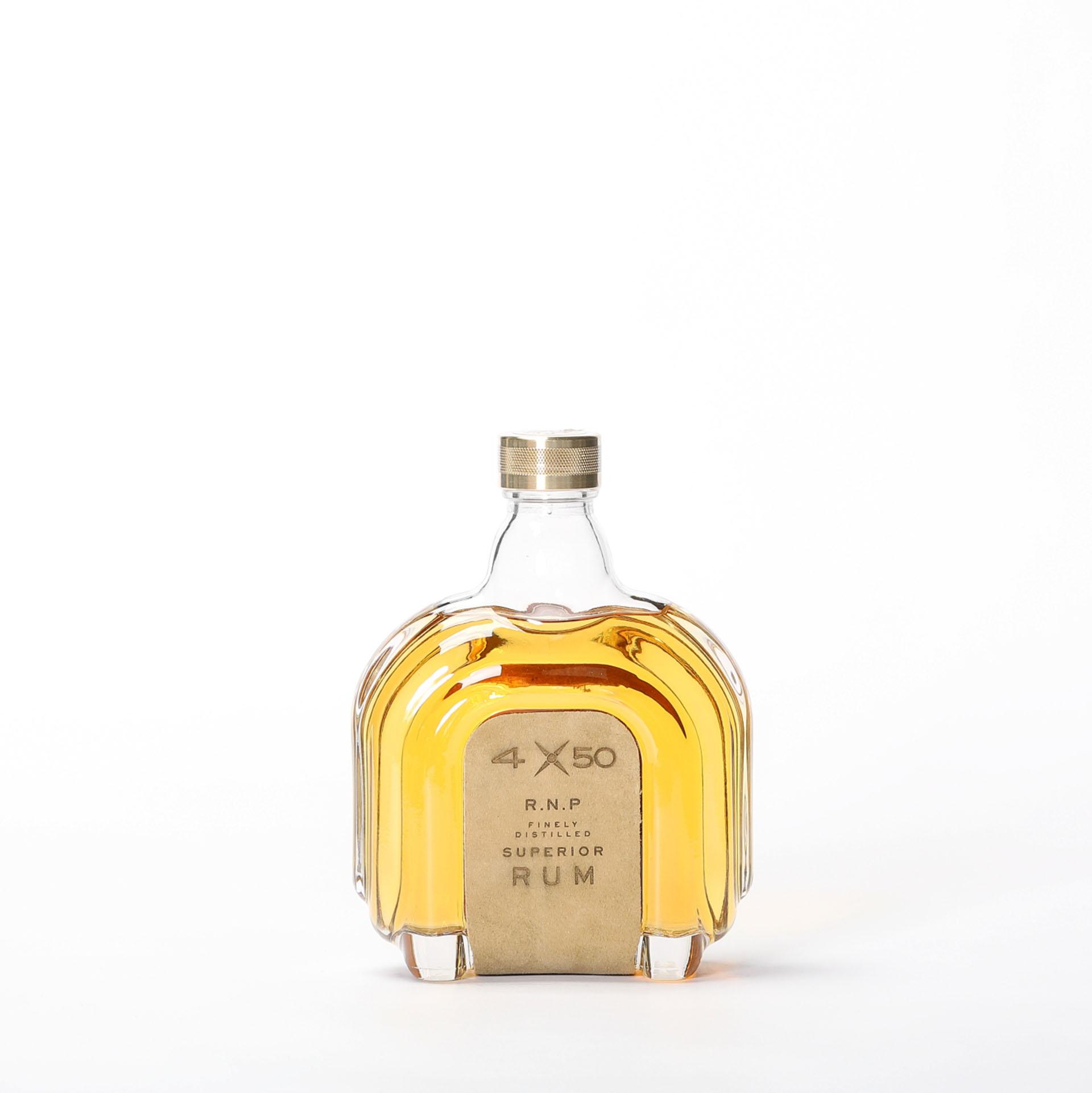 Produktbild Rum 4x50 R.N.P. - Reisetbauer Qualitätsbrand  DINZLER Kaffeerösterei