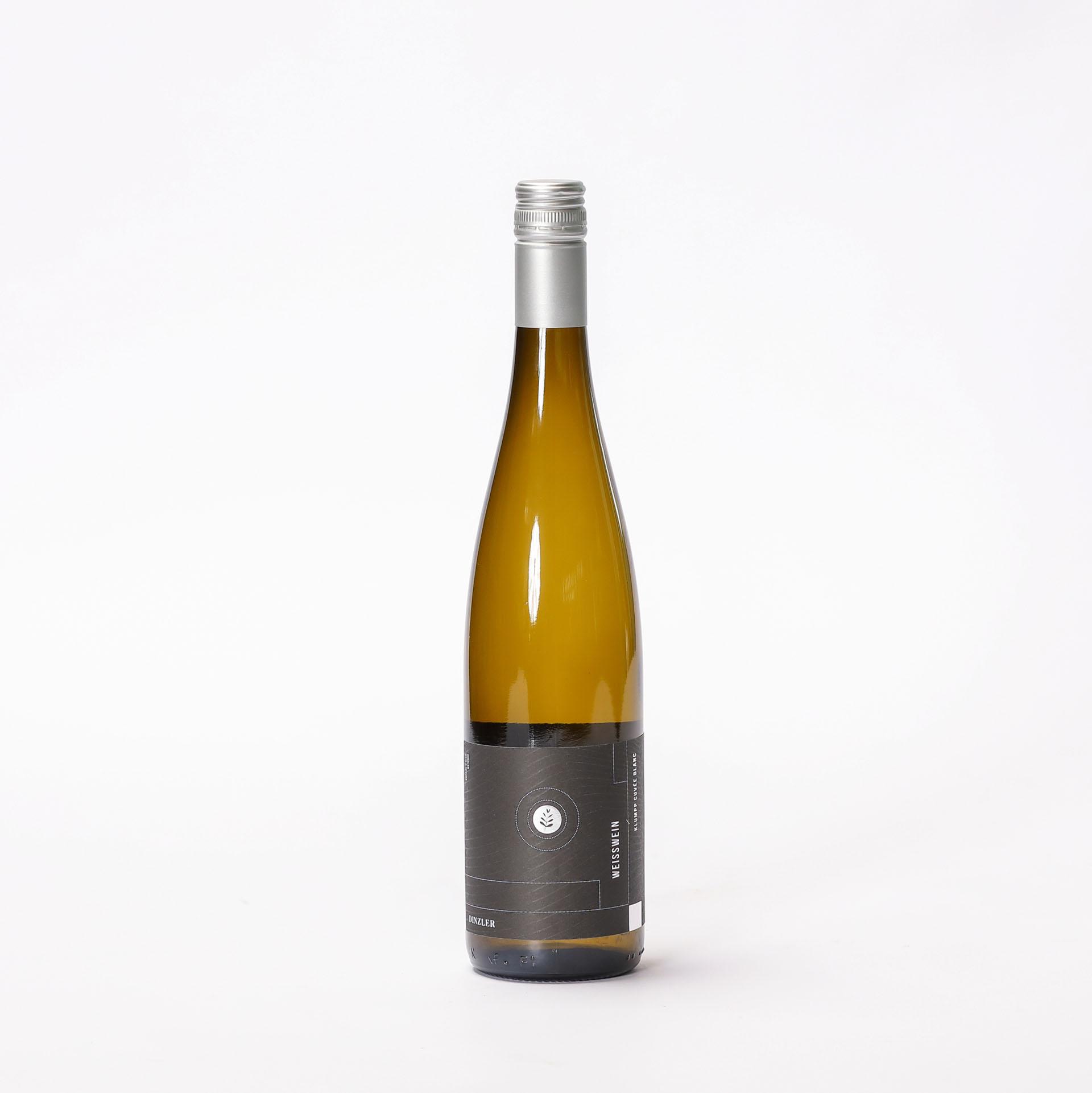 DINZLER Hauswein Cuvée weiß 2019 - Weingut Klumpp