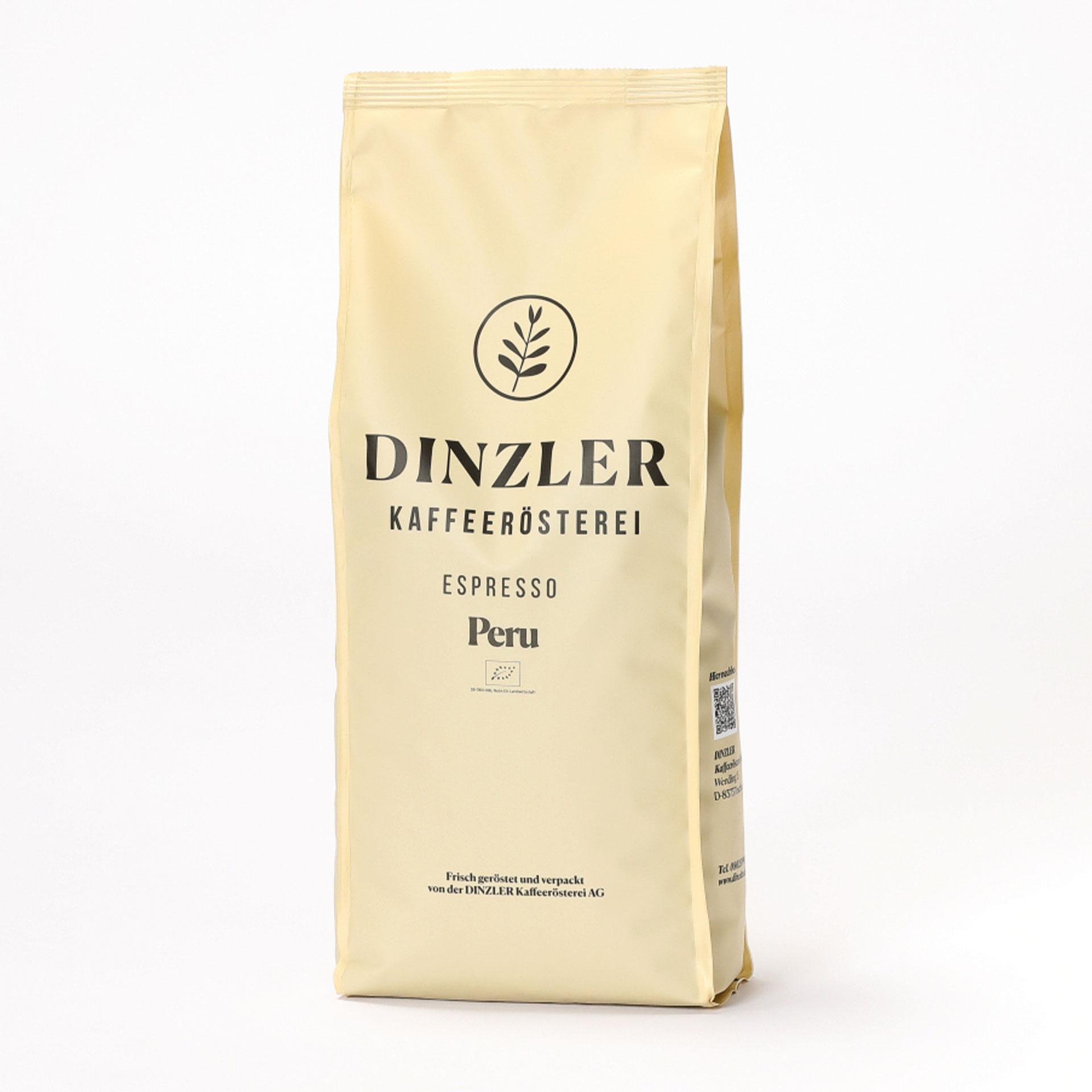 DINZLER Espresso Peru