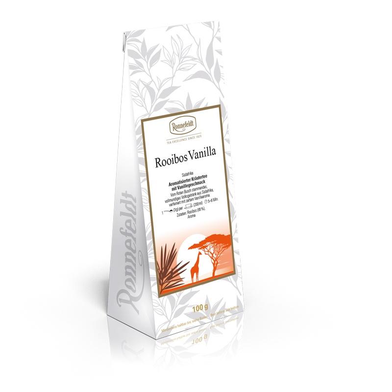 Ronnefeldt Tee Roiboos Vanilla