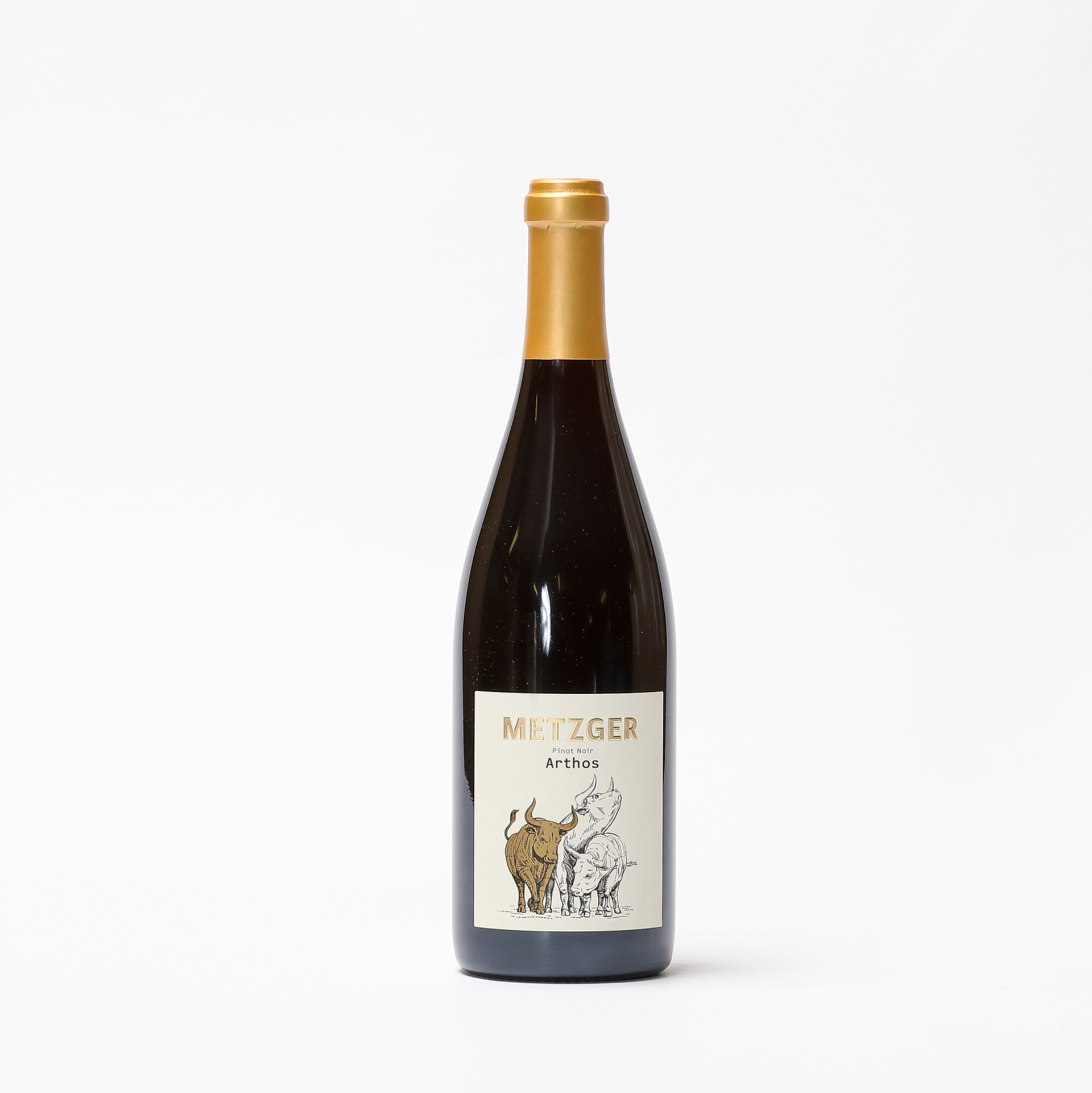 Arthos Pinot Noir trocken 2016 - Weingut Uli Metzger