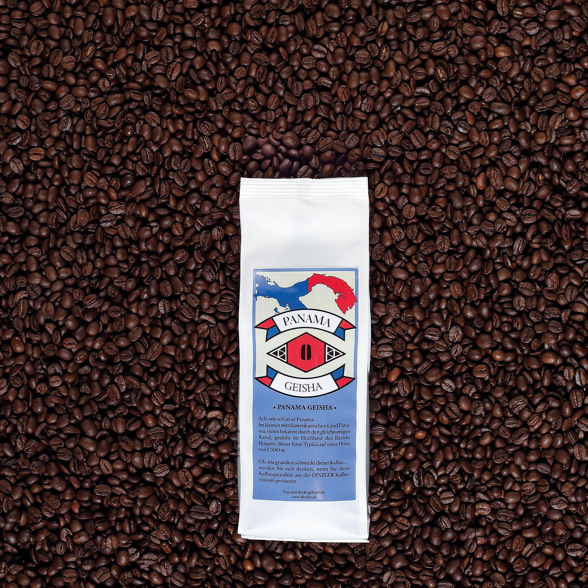 Kaffee Panama Geisha | DINZLER Shop