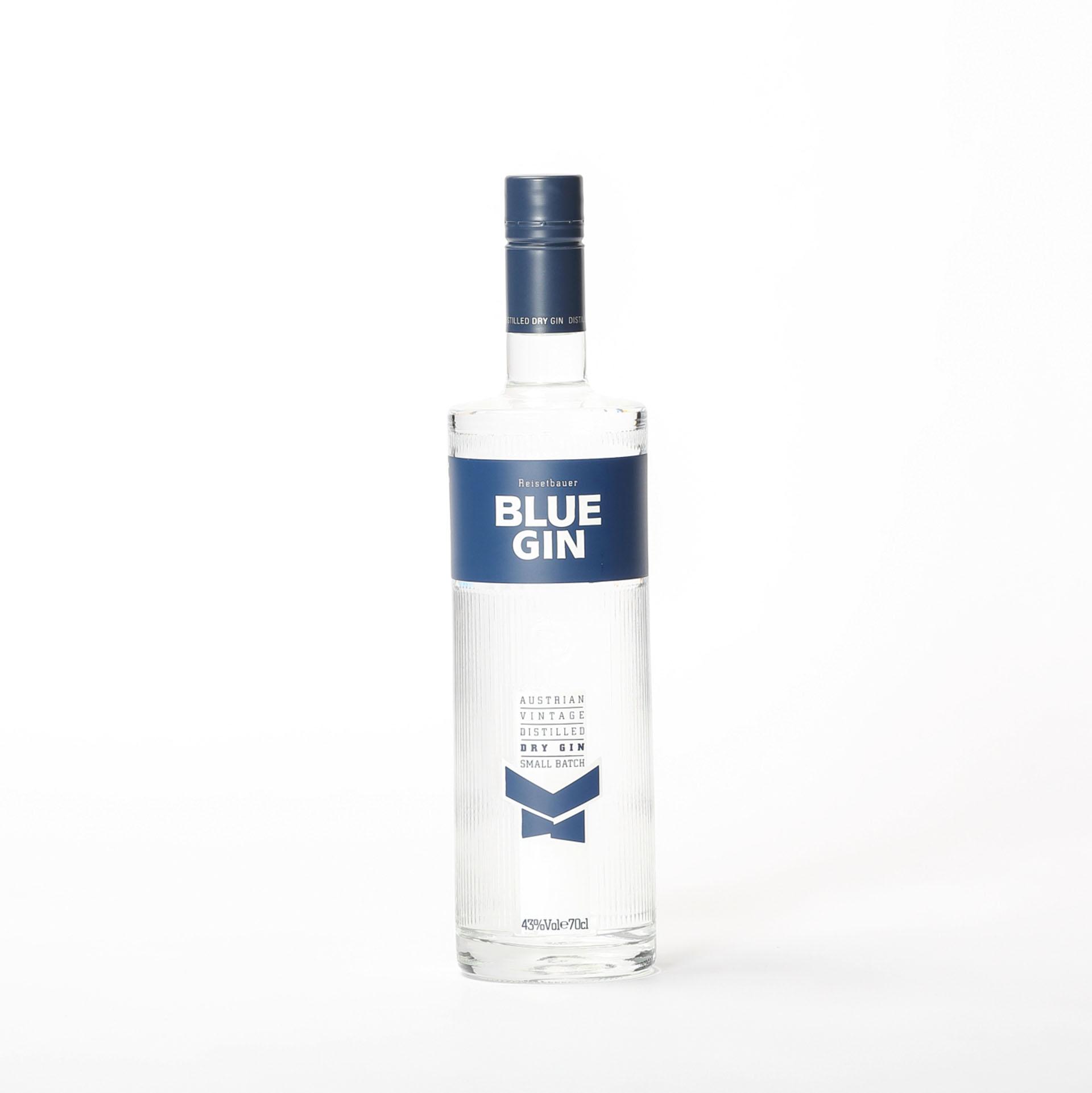 Blue Gin - Reisetbauer Qualitätsbrand