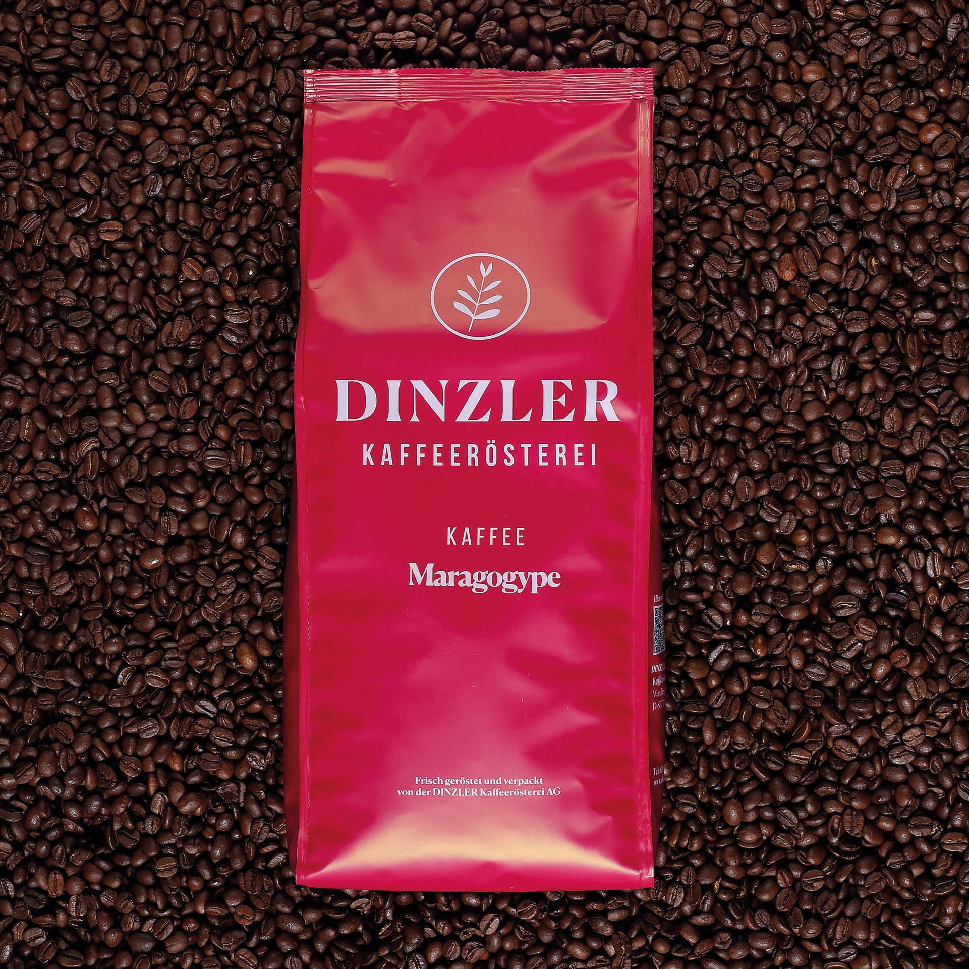 Kaffee Maragogype | DINZLER Shop