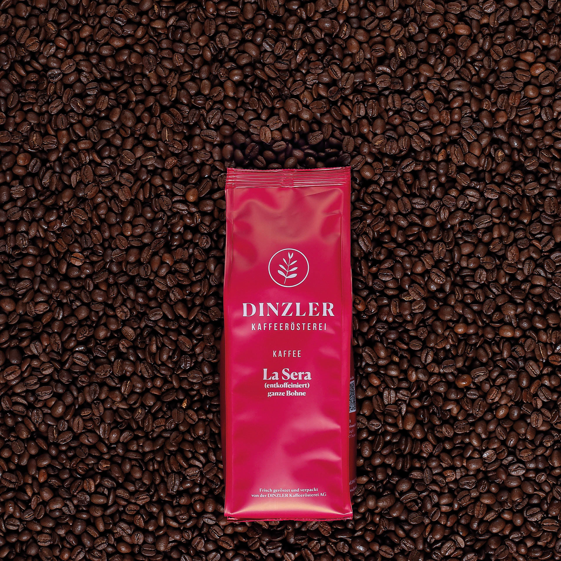 Entkoffeinierter Kaffee La Sera | DINZLER Shop