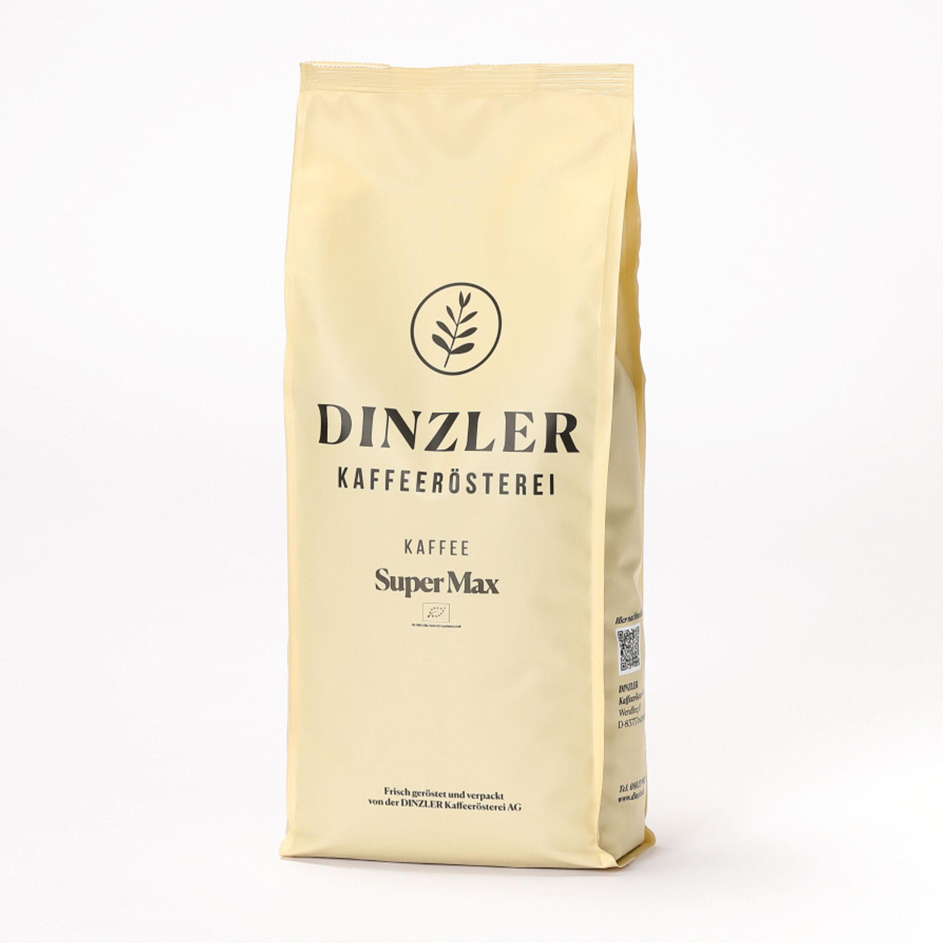 DINZLER Kaffee Super Max