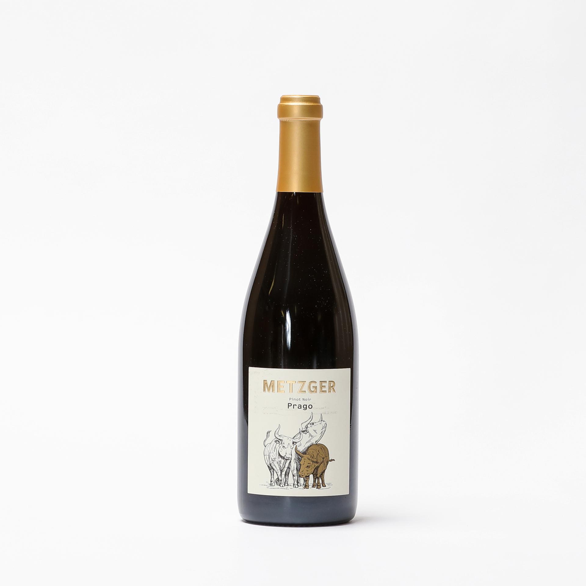 Prago Pinot Noir trocken 2017 - Weingut Uli Metzger