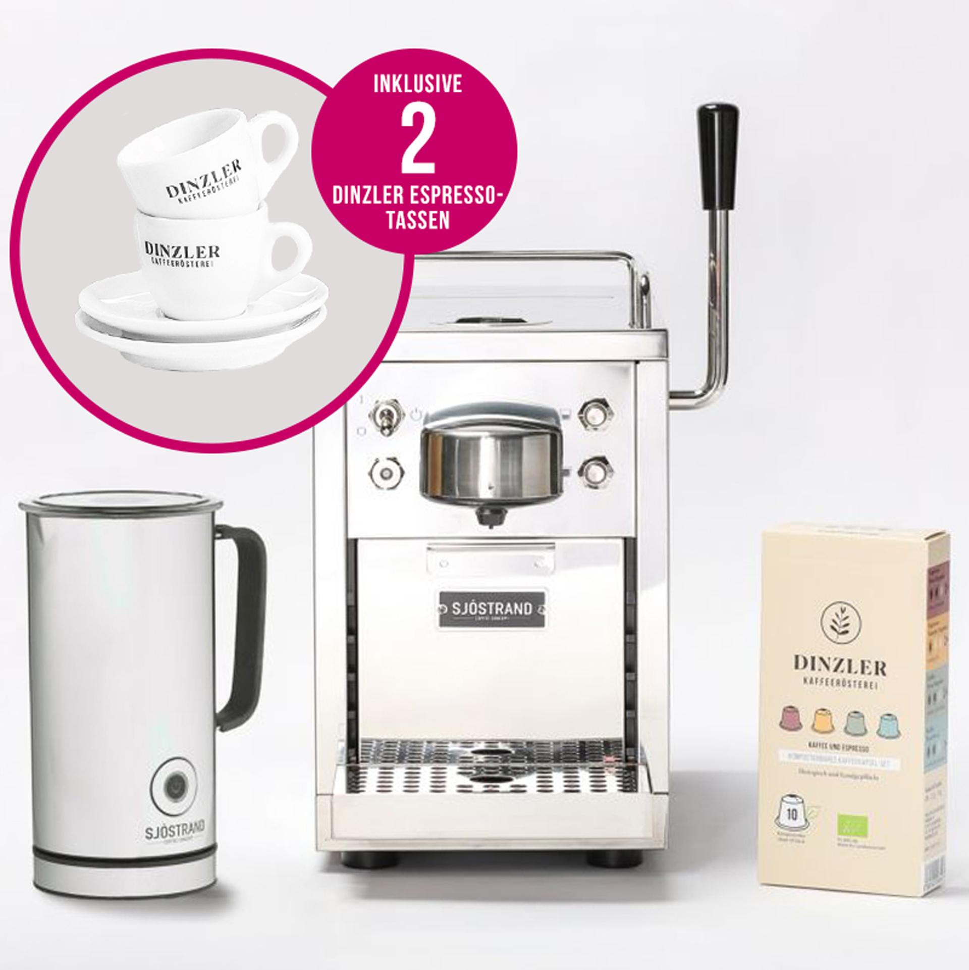 Kaffeekapsel Starter-Set