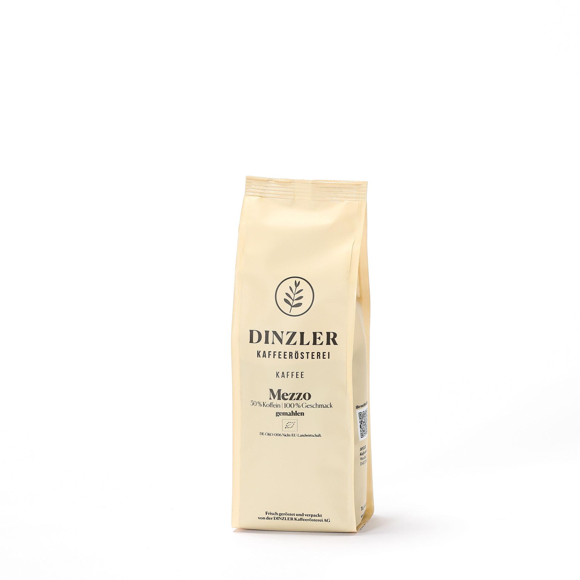 DINZLER Kaffee Mezzo