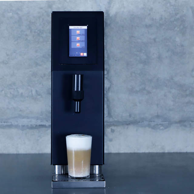 Milchaufschäumer 65°   DINZLER Kaffeerösterei